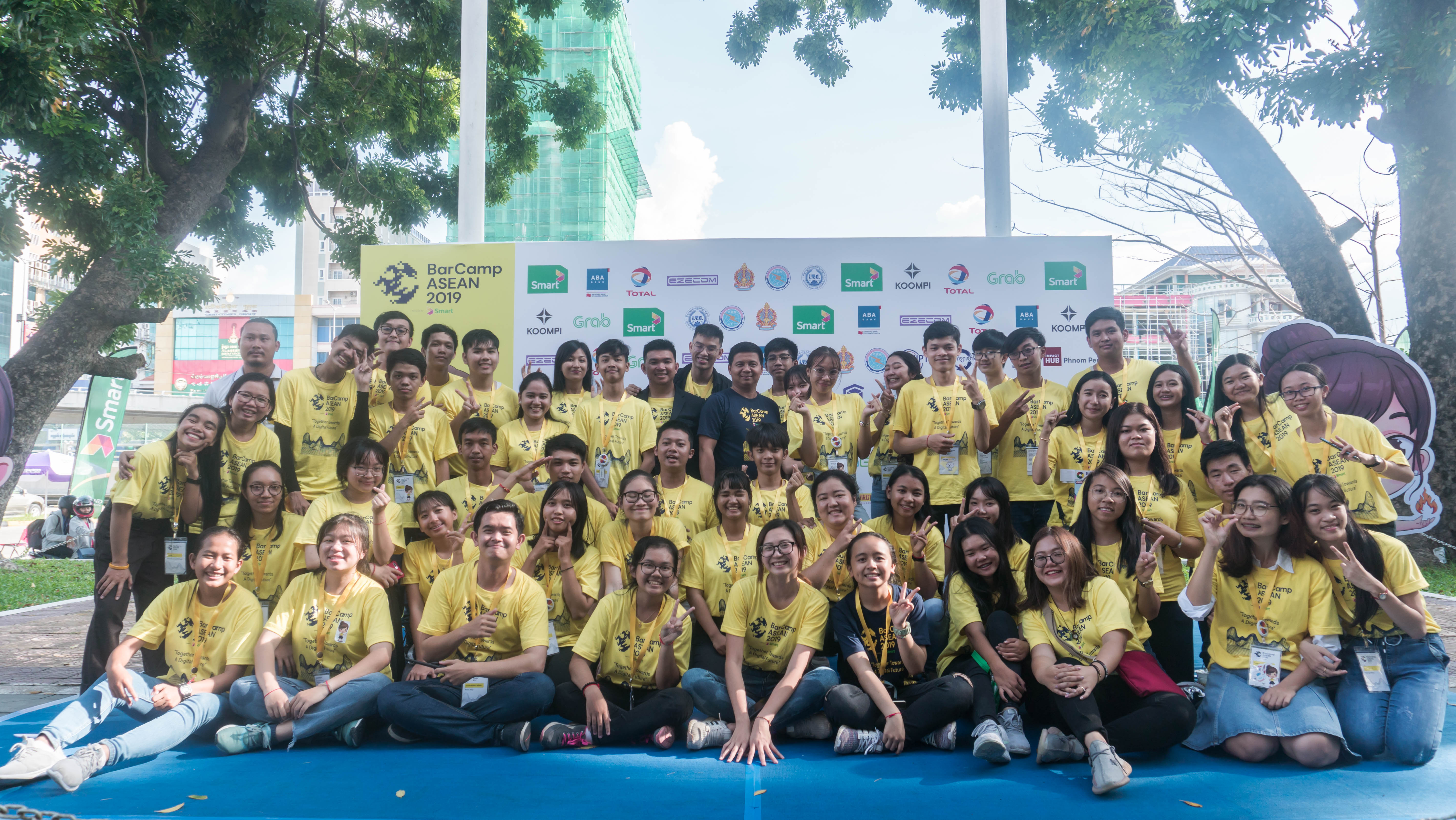 BarCamp ASEAN 2019 Brings over 5,000 Tech Enthusiasts Together